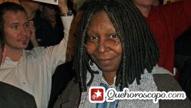Horóscopo de Whoopi Goldberg